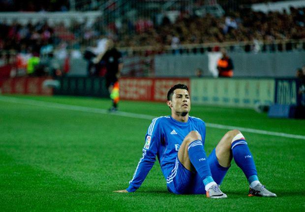 Cristiano Ronaldo se pierde la final de la Copa del Rey