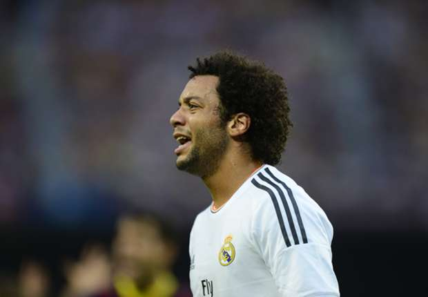Marcelo out of Dortmund tie