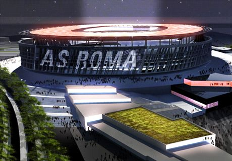 Built by the best - Roma's stadium plans