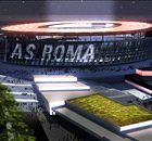 Built by the best - Roma's stadium plan