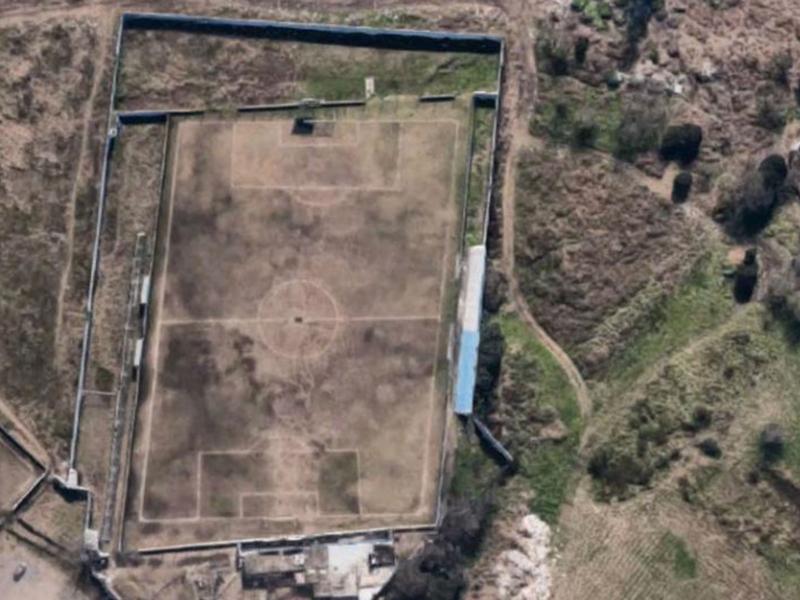 Stranezze argentine: chiuso il campo del Liniers... era storto!