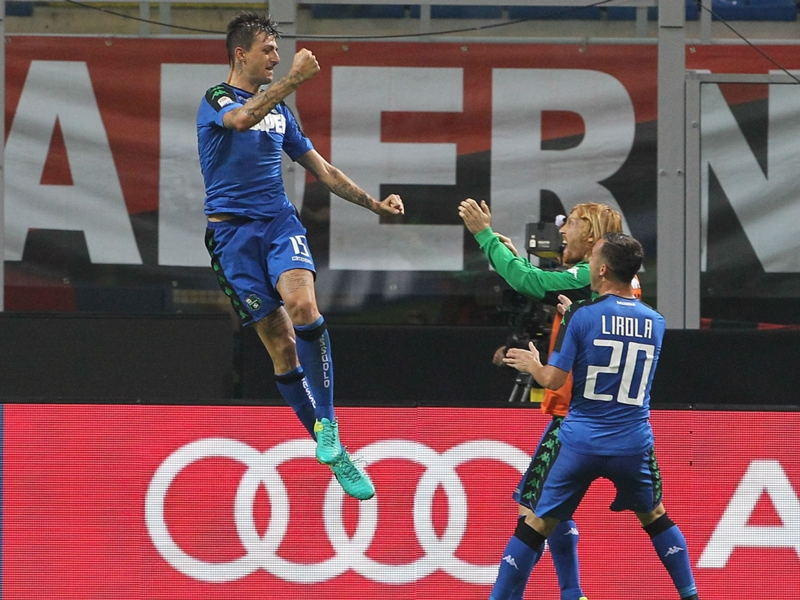 Sassuolo, Acerbi ci ripensa: Meritavamo la vittoria contro il Milan