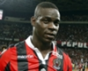 Nice striker Mario Balotelli