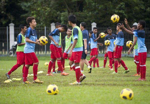 Timnas U-14 menderita dua kali kekalahan di hari perdana turnamen di Jepang.