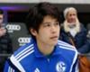 Schalke: Uchida wieder im Training