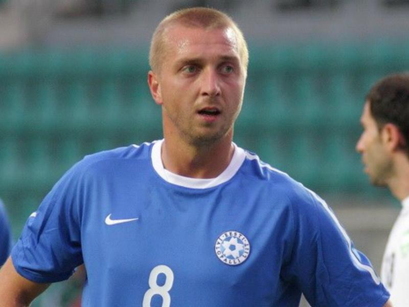 Zahovaiko a 35 anni è il Totti d'Estonia, 1° nella Scarpa d'Oro: Ma vendo mobili...