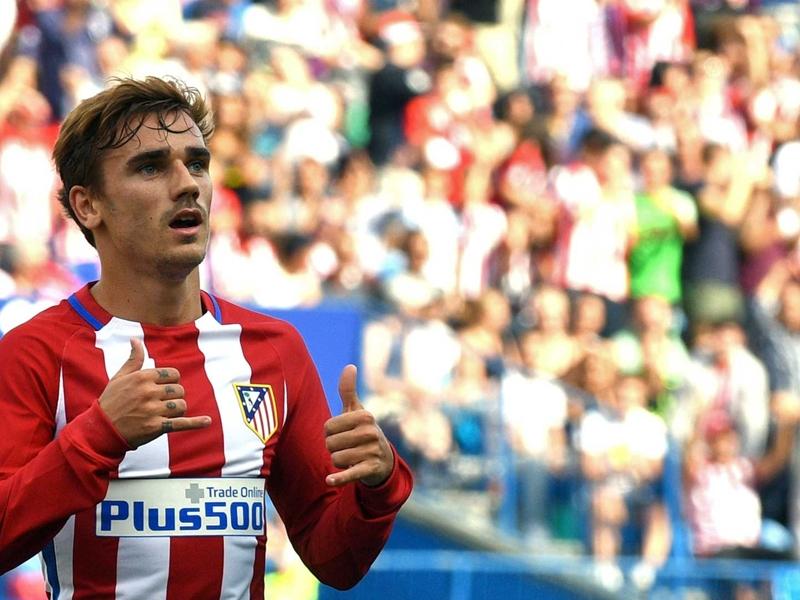 Atlético Madrid, Griezmann élu meilleur joueur de septembre en Liga