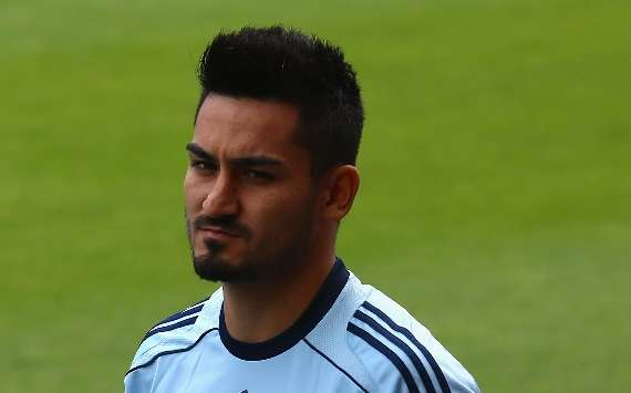 Gundogan ruled out of World Cup