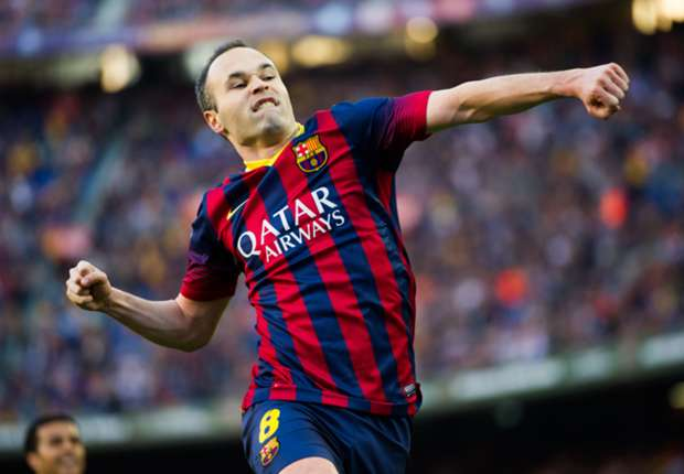 Any slip up will cost Barcelona at Atletico - Iniesta