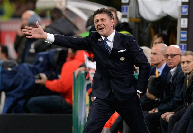 Mazzarri: It's been a 'peculiar' season for Inter