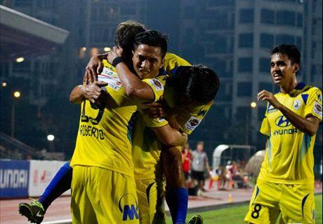 Cracked goalpost ends Singapore League Cup match