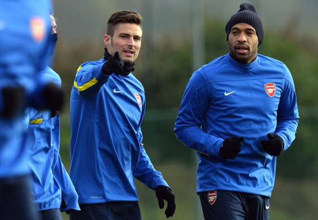 Facing Arsenal will be weird, says Henry
