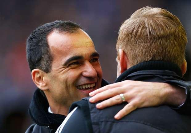Everton boss Martinez set to spend big this summer