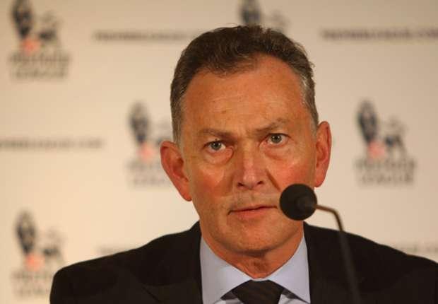 Man Utd slump harms Premier League appeal, says Scudamore