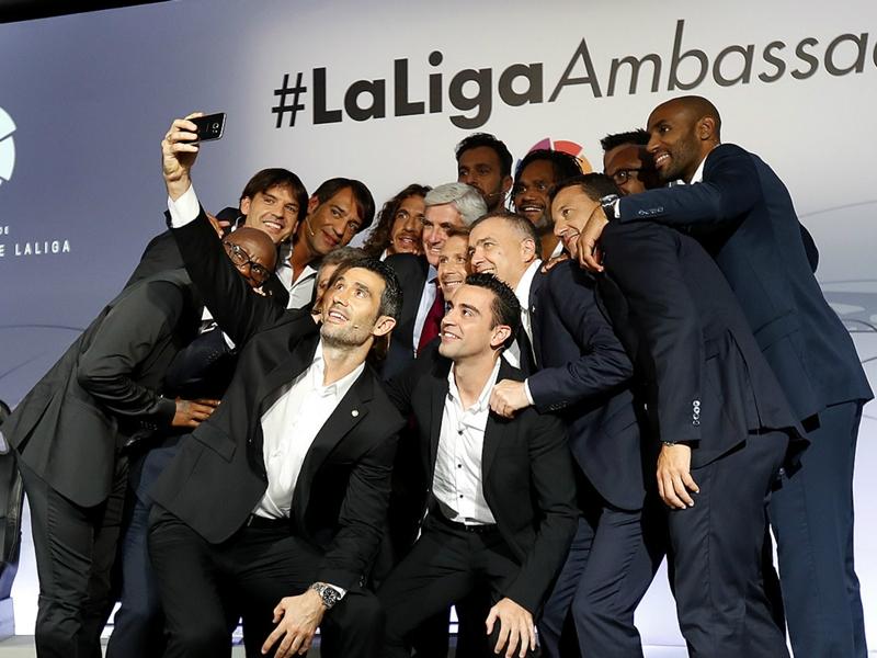 Puyol, Xavi, Morientes…La Liga dévoile ses ambassadeurs