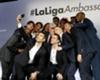  LaLiga presenta a sus embajadores