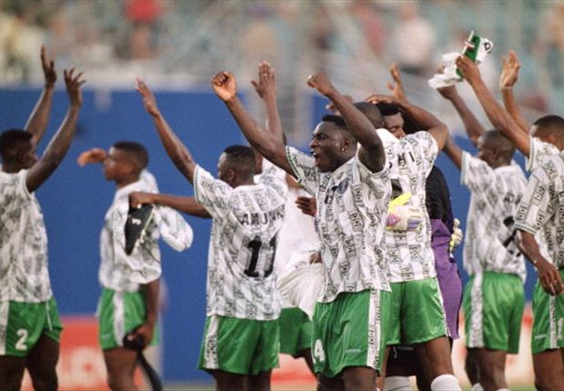 Football the 'Nigerian Way': The Super Eagles' Disappearing Philosophy