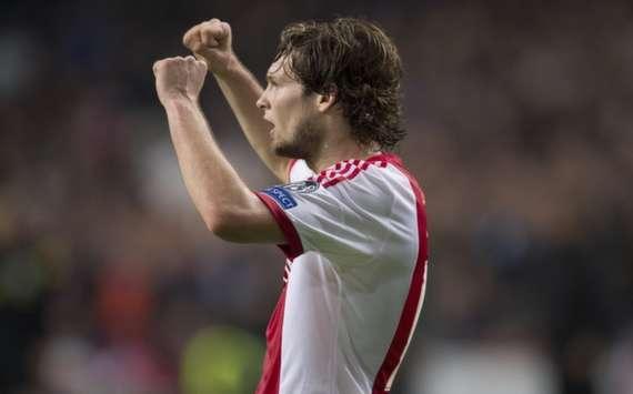 Blind is inmiddels een gewaardeerde kracht op het middenveld van Ajax