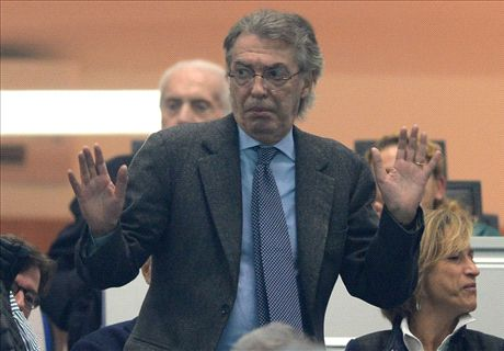 Moratti quits Inter after 19 years