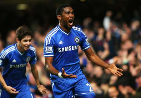 Liverpool offer Eto'o one-year deal