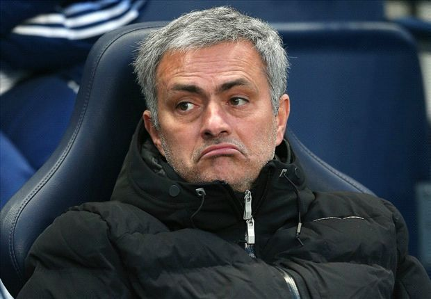 I wasn't celebrating when I ran down the touchline, claims Mourinho