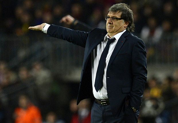 Martino: I've failed if Barcelona loses to Atletico