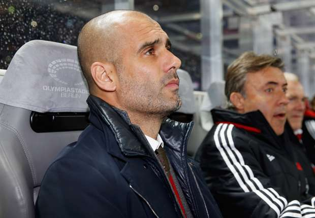 Pep Guardiola: Bayern Munich must improve to beat Manchester United