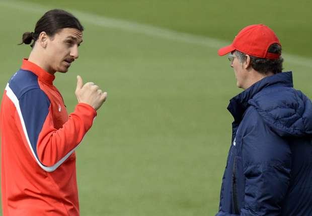 Blanc: Ibrahimovic having 'best season'
