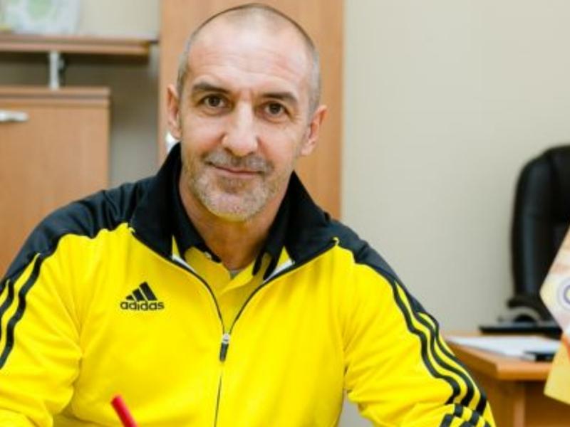 Un italiano in Ucraina: Bordin tecnico dello Sheriff