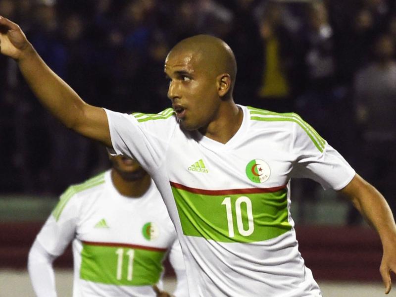 """Algérie, Feghouli : """"Face au Cameroun, ça se jouera sur des détails"""""""