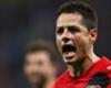 Chicharito no se olvida del United