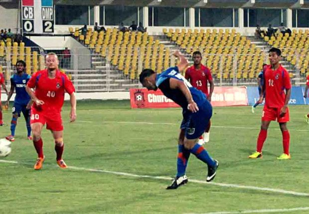 Churchill Brothers SC 1-4 Dempo SC: An inspired Tolgay single-handedly derails the Red Machines