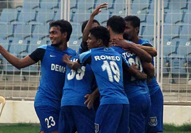 I-League Report Card: Dempo SC