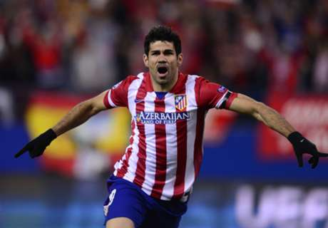 Chelsea close in on Diego Costa