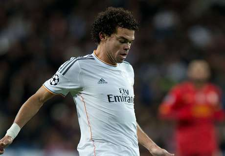 Real Madrid failed their fans - Pepe