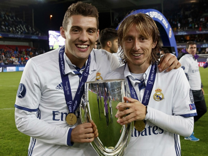 OFFICIEL - Modric prolonge jusqu'en 2020 avec le Real Madrid
