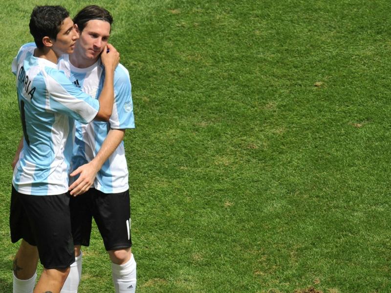 """Argentine, Di Maria : """"J'ai failli prendre ma retraite comme Messi"""""""