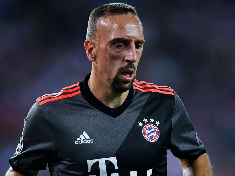 "Ribéry : ""Ancelotti entraîne le Bayern avec beaucoup d'intelligence"""