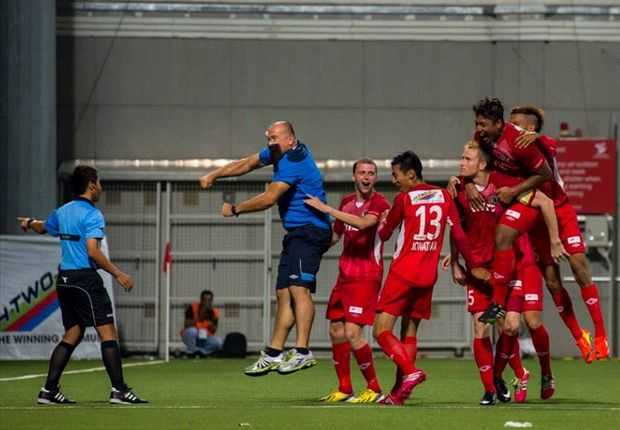 Eight-man Balestier salvage late draw against Warriors