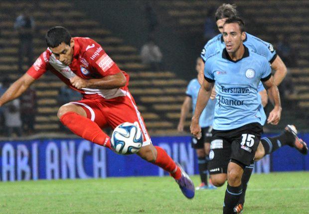 Belgrano y Argentinos empataron 0-0