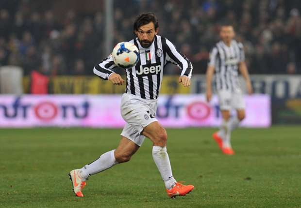 Pirlo: I'm happy to end my career at Juventus