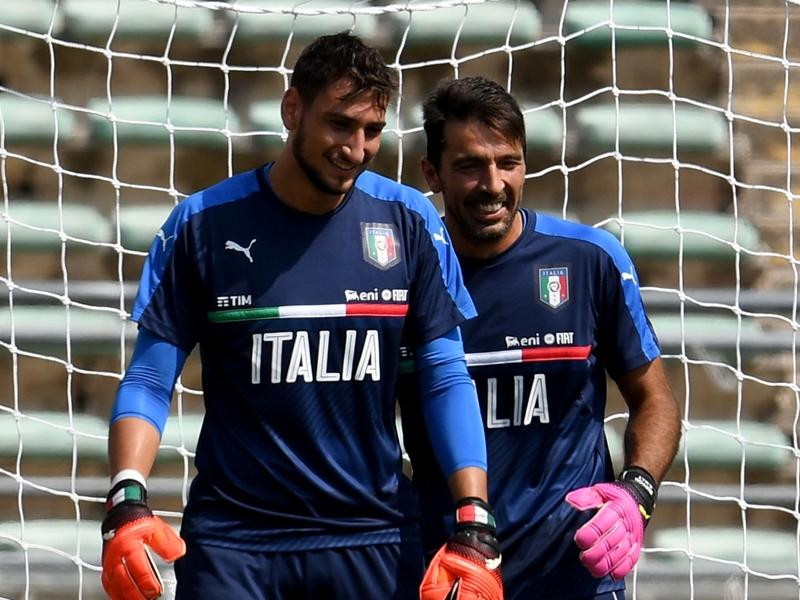 VIDEO - Verso Milan-Juventus: Buffon e Donnarumma, presente e futuro