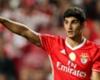 Goncalo Guedes ist vertraglich bis 2021 an Benfica gebunden