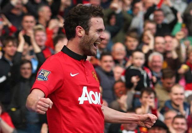 Mata deserved first Manchester United goal - Moyes