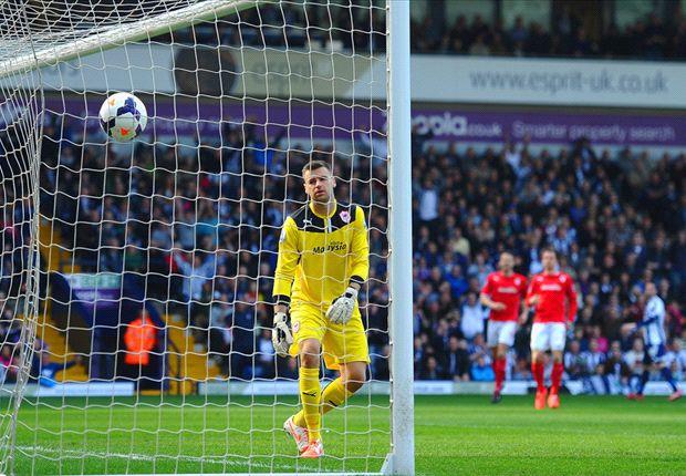 Cardiff keeper Marshall only focused on survival despite transfer links