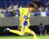 MAN OF THE MATCH Gamba Osaka 0-0 Yokohama Marinos: Tetsuya Enomoto