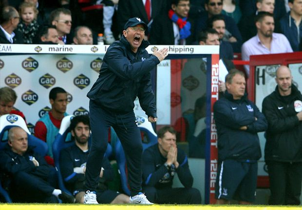 Crystal Palace favourites for relegation next season - Pulis