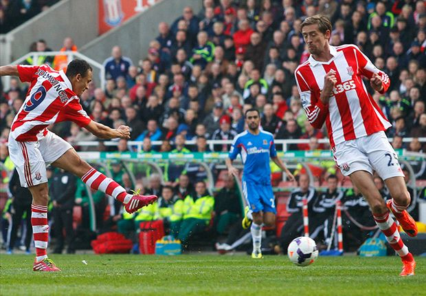 Stoke City 1-0 Hull City: In-form Odemwingie sees off Tigers
