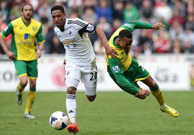 Swansea boss Monk keen on permanent De Guzman deal
