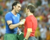 Buffon: No Casillas odd for Spain